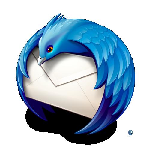 Thunderbird(サンダーバード)のアカウントの順番を変える