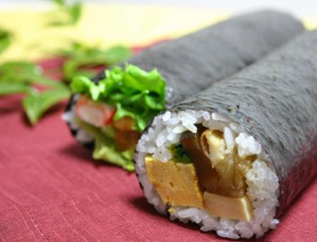 恵方巻「売り切れ御免」巻き寿司屋さん