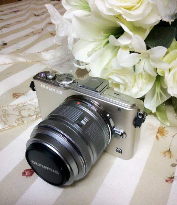 カメラ女子デビューにおすすめ!!オリンパスのミラーレス一眼PEN Lite E-PL6