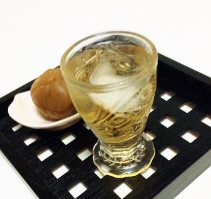 梅酒は手作りが美味しい
