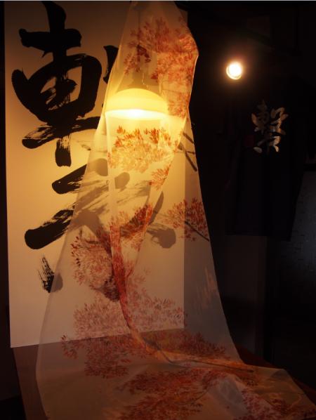 OLYMPUS pen6で個展の取材に行きました