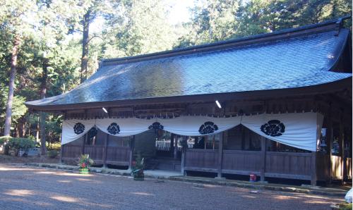 瀧尾神社 迎春準備の記録