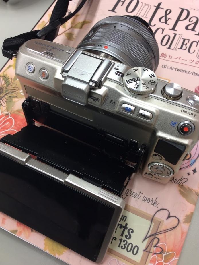 いい瞬間を撮るカメラ/OLYMPUS PEN Lite E-PL6