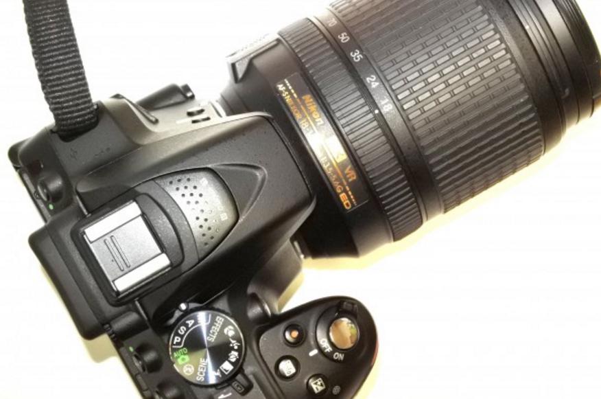 Nikon D5300を初期化・工場出荷状態にする方法