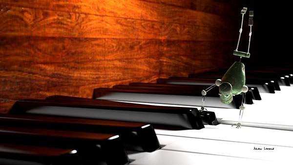 幻想即興曲の冒頭を両手で引くための練習法あれこれ
