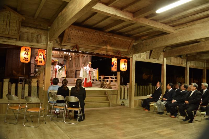 舞姫 瀧尾神社