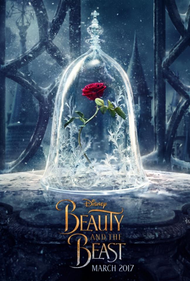 実写版『美女と野獣』主演エマ・ワトソン/Beauty and the Beast