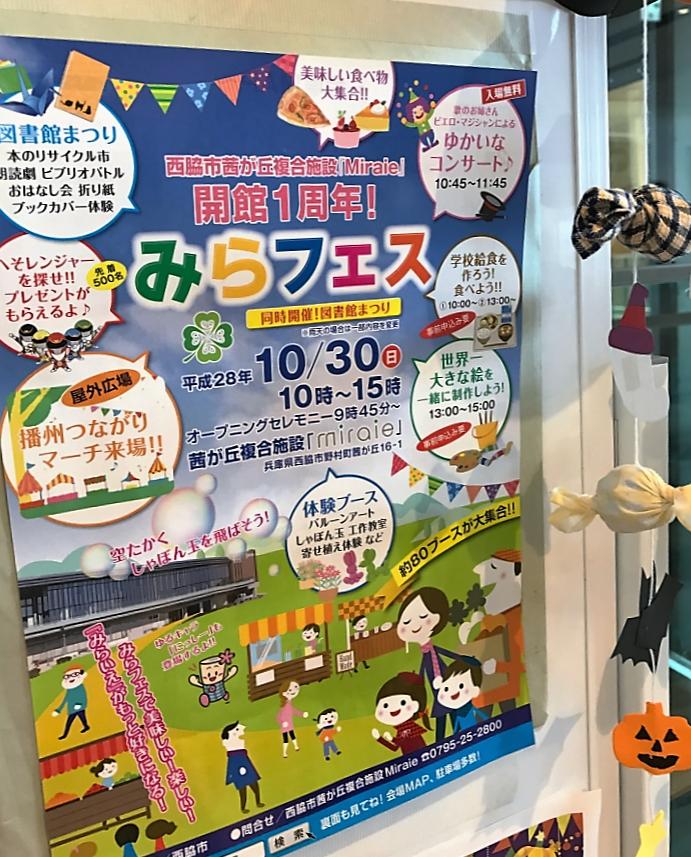 へそレンジャーがいた/茜ケ丘複合施設「Miraie」の記念イベント「みらフェス」