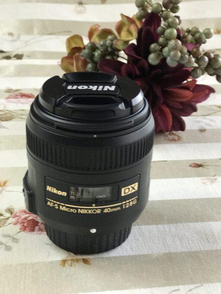 単焦点レンズとシーンモードを使おう!NikonD5300